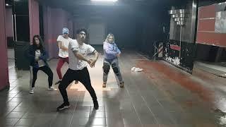 Billie Eilish - Bad Guy Dance Choreography class 2
