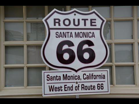 Санта-Барбара и Санта-Моника, Калифорния, США