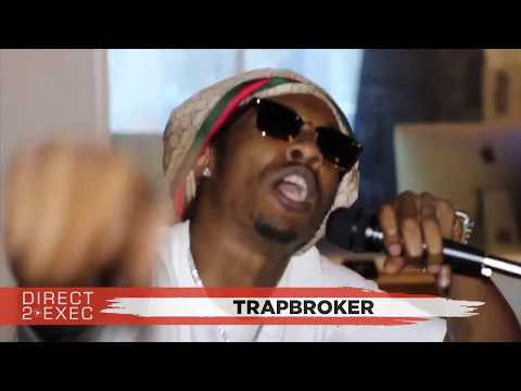 trapbroker Performs at Direct 2 Exec Dallas 4/15/18 -  Atlantic Records