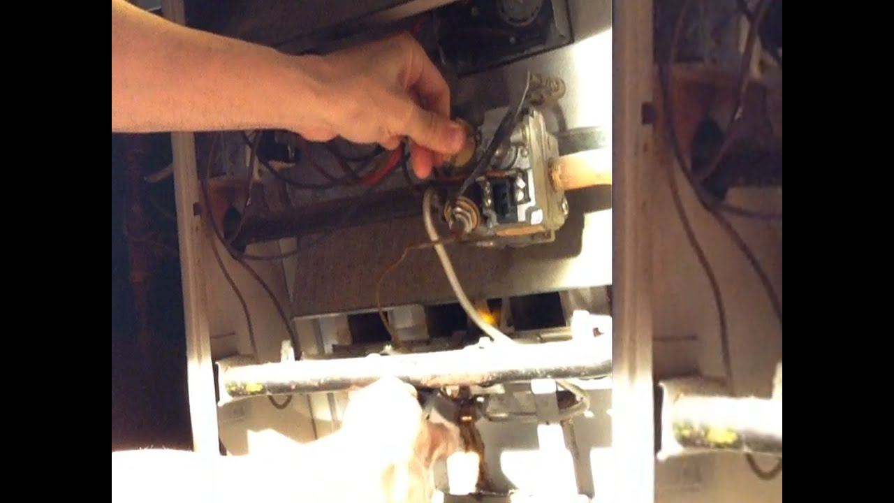 where is my pilot light on my furnace | Decoratingspecial.com