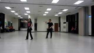 Kiss Cha Cha - Line Dance (by Evonne Ng)