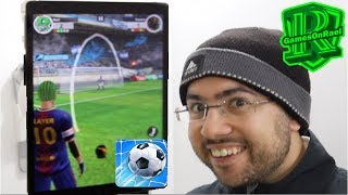 FOOTBALL STRIKE Caught On Camera Tips & Tricks On Argentina 500K 💪🏼 With Ember VIP Ball Fully Maxed