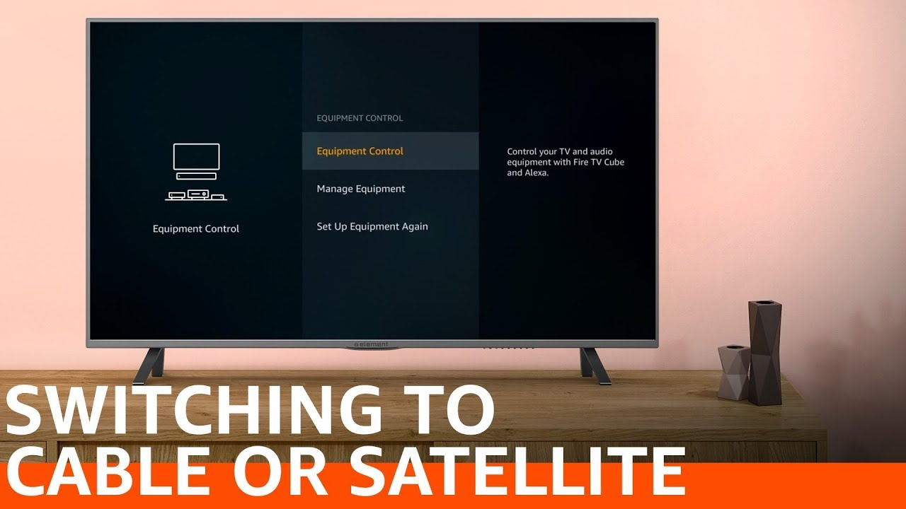 Fire Tv Cube Tips Tricks Switching To Cable Or Satellite Youtube Dish Network Wiring Diagrams Using Hdmi Cables
