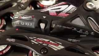 Купить детские ролики Rollerblade Spitfire(Обзор детских роликовых коньков Rollerblade. В обзоре краткое описание, основные характеристики и детальный..., 2014-11-09T20:20:06.000Z)