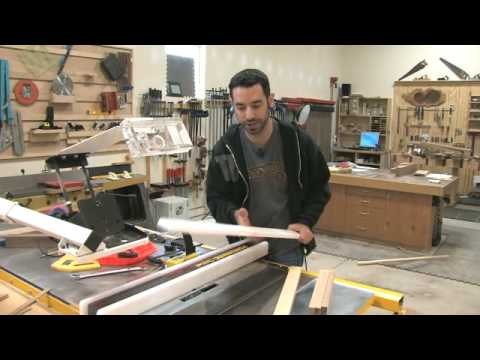 82 - How to Build a Steamer Trunk (Part 1 of 4)