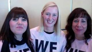 Teachers from Ecole Seven Oaks Middle School talk about We Day Winnipeg 2011