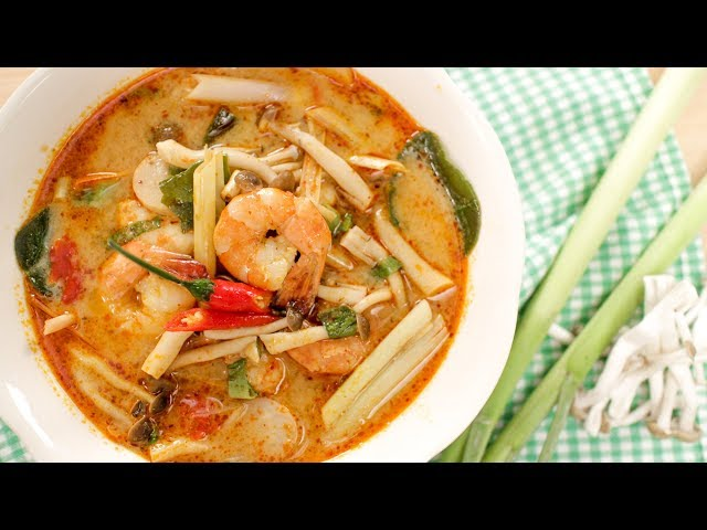 Popular Classic Thai Recipes