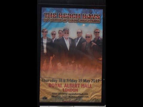 The Beach Boys - 19 05 2017 - Wild Honey World Tour - Royal Albert Hall - London, England