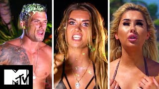 Dominika Smashes Cake In Aaron's Face Over Lies | Ex On The Beach 9