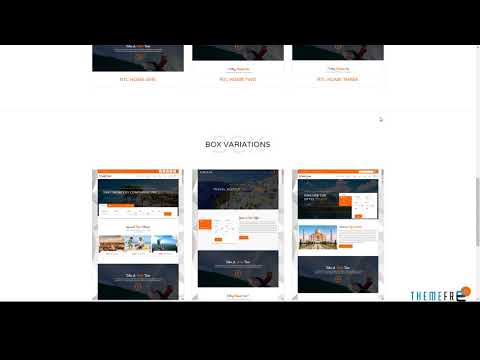 Travel Zone - Tour and Travel Agency HTML5 Template        Roland Jem