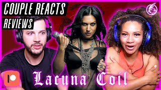 "COUPLE REACTS - LACUNA COIL ""Layers Of Time"" - REACTION / REVIEW (Patreon Request)"