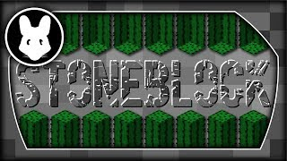 StoneBlock modpack stream! Pt 3: Cactus Powah!