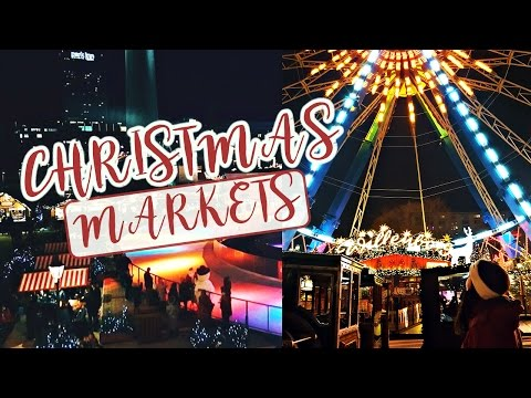 THE MAGICAL BERLIN CHRISTMAS MARKETS