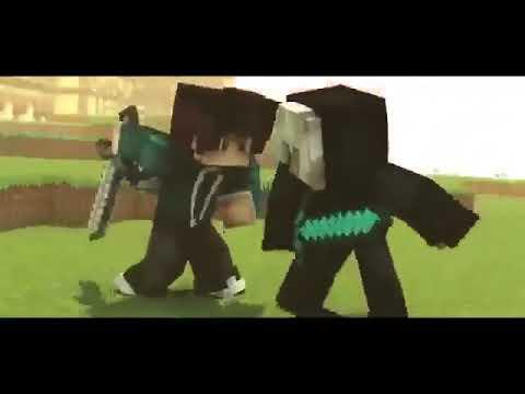 Интро для Minecraft без текста