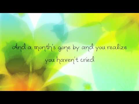 A Little Bit Stronger - Sara Evans / Lyrics HQ