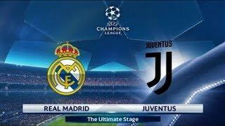 Prediksi Liga Champions | Leg Kedua Perempat Final | Real Madrid vs Juventus 12 April 2018