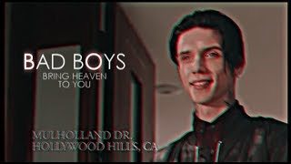 Johnny Faust | Heaven | American Satan