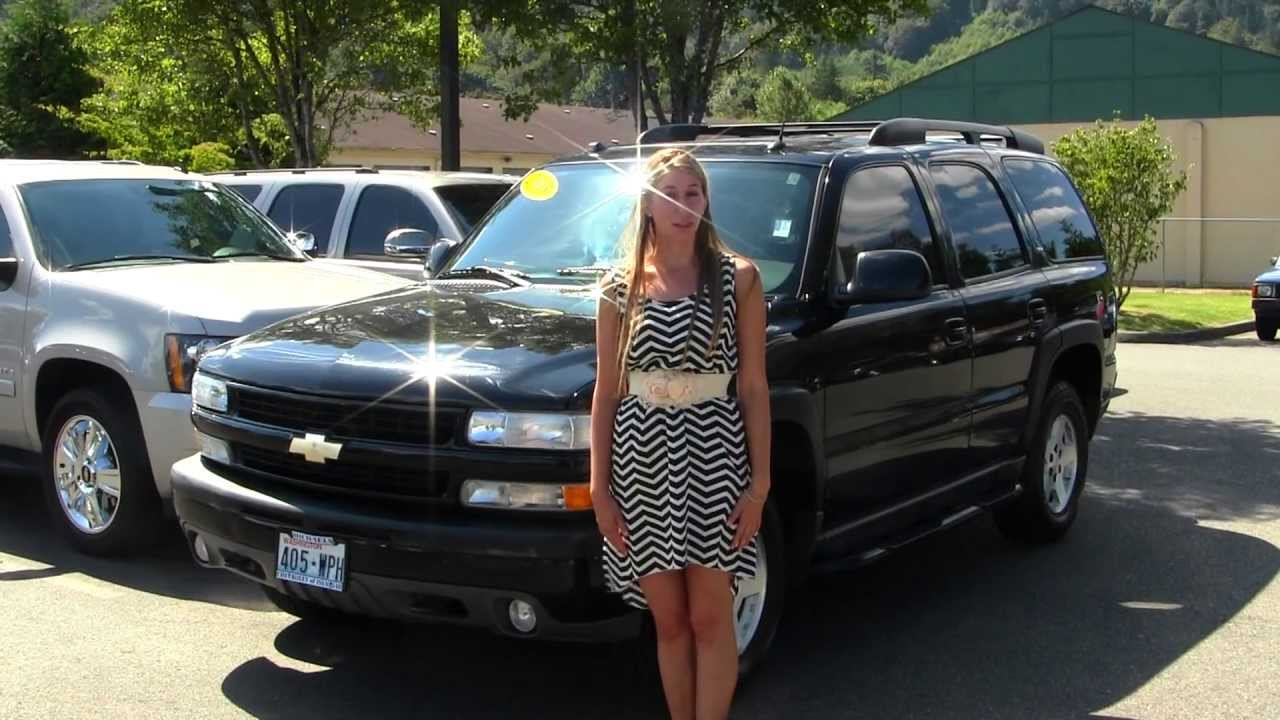 2010 Chevy Tahoe Z71 Virtual Walk Around Video of a 2005 Chevy Tahoe z71 at ...