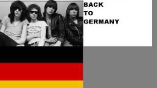 The Ramones- It's A Long Way Back To Germany UK B-Side