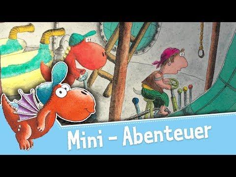 Der kleine Drache Kokosnuss – Mini-Abenteuer: Hab keine Angst – Hörbuch