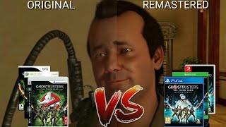 Ghostbusters: The Video Game Remastered | Original VS Remastered Gameplay Comparison