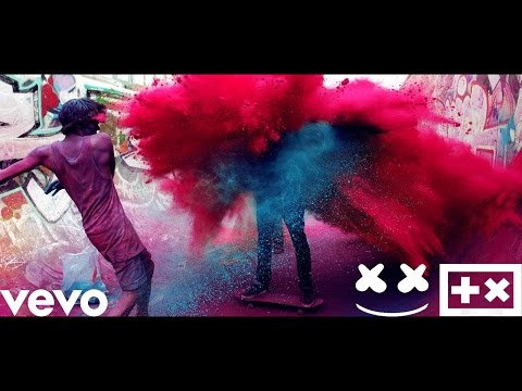 Marshmello & Marτιm Garrιx -YOLO- (Official Music Video)