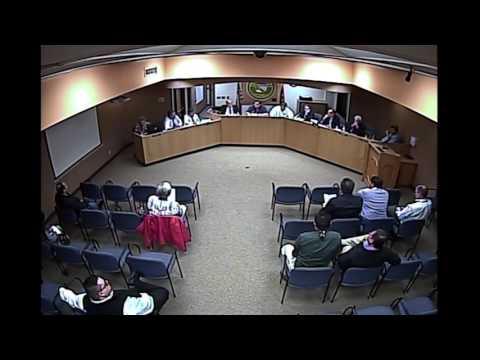 City of Nogales, AZ. Special Council Meeting. February 16, 2017