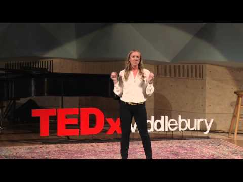 The Road I Chose And The Car I Bought For The Ride: Kate Clopeck at TEDxMiddlebury