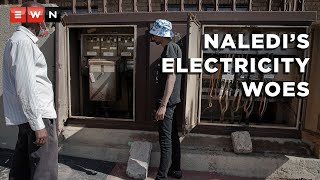Over 125 households in Naledi, Soweto, are without electricity. Among these are the elderly who rely on nebulisers to breathe. The community said that families had lost loved ones as a result and businesses were also feeling the pinch. Eyewitness News takes a closer look.  #ElectrictyShortage #SowetoElectricity #ANC