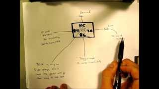Basic Automotive Relay Operation And Simple Wiring