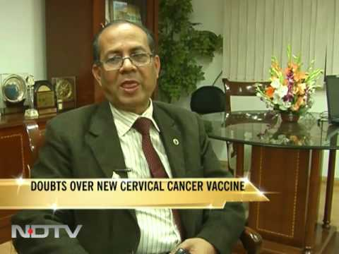 Doubts over new cervical cancer vaccine