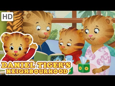 Daniel Tiger - Get Well Soon (20 Minutes!)