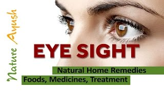 Eye Sight: Top 9 Tips & Natural Home Remedies, Treatment for Eyesight By Dr. Ramakrishna Ivaturi