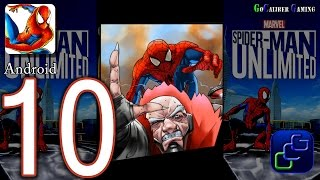 Spider-Man Unlimited Android Walkthrough - Part 10 - Issue 2: Birds of Prey