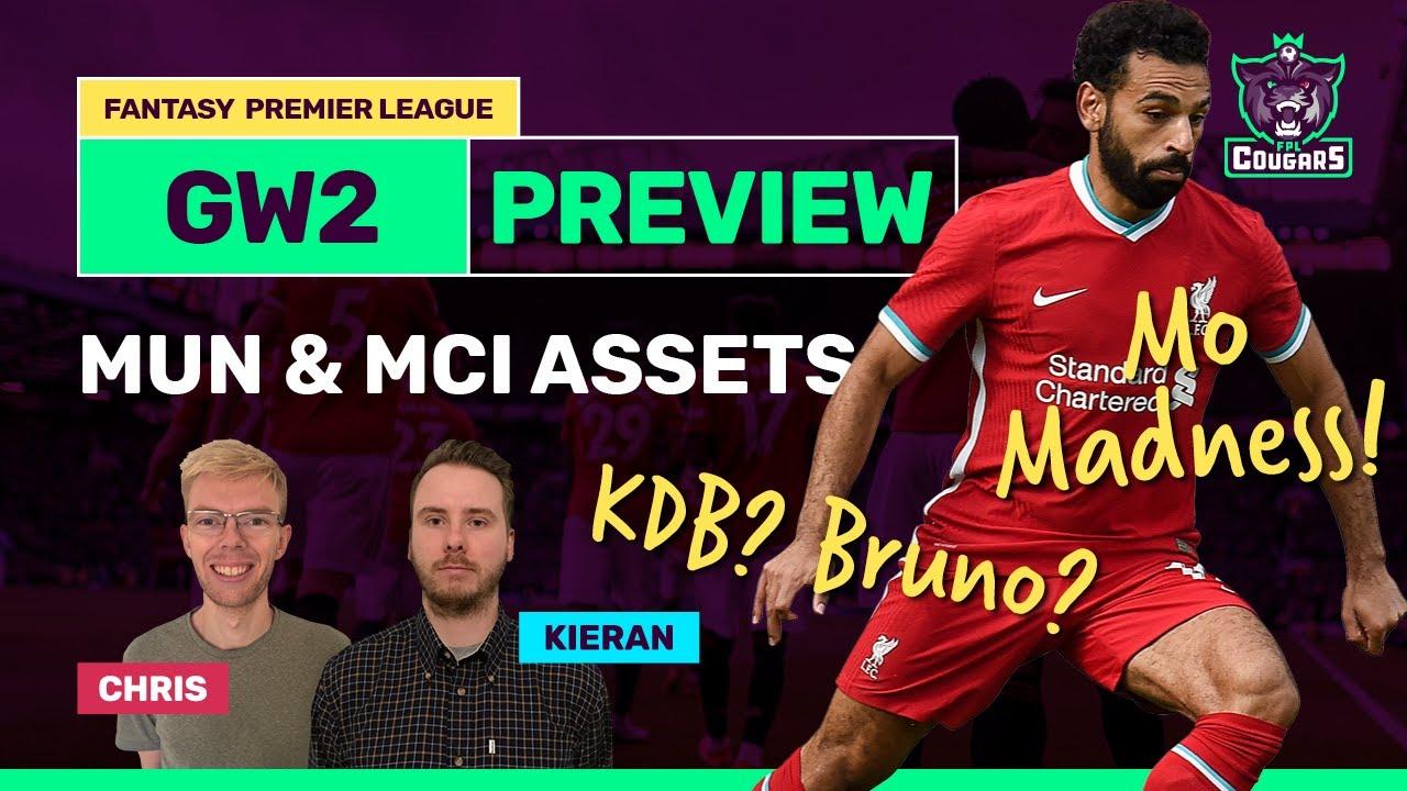 FPL 20/21 GW2 Preview: Salah Madness & Rage Transfers   Gameweek 2