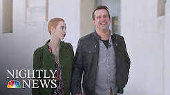 A New Chance At Life Leads To A Chance At Love | NBC Nightly News