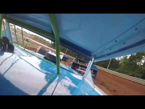 Hagerstown Speedway 8/25/28 Mid Atlantic Modifieds Heat Race #1
