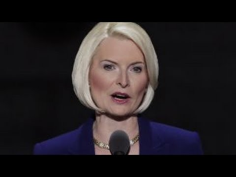 Callista Gingrich: Donald Trump has given hope to millions