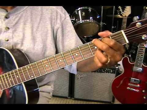 How To Play Paint It Black Acoustic Guitar With Basic Chords The