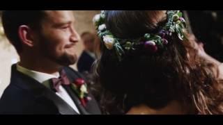 Организация свадьбы в стиле лофт. Богдан и Алина. Сюрпризы