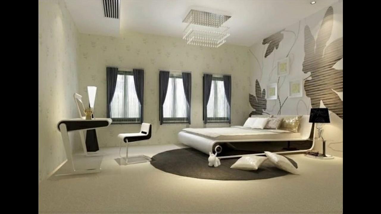 schwarz weiß schlafzimmer ideen - youtube - Schlafzimmer Ideen Schwarz