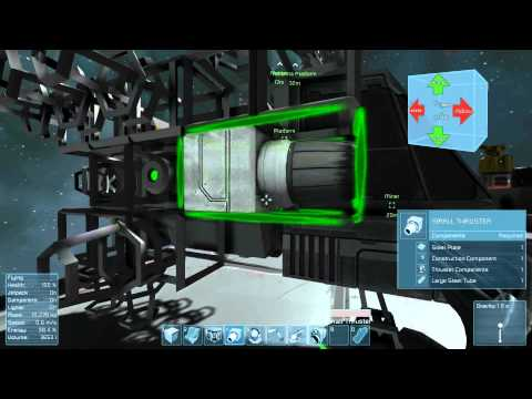 Space Engineers Tutorial 4 - Conveyors and Connectors