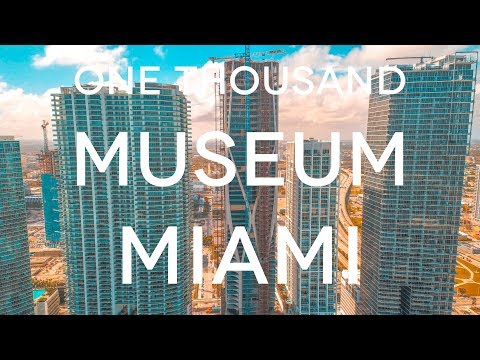 ONE Thousand Museum | Luxury Development in Miami Downtown |