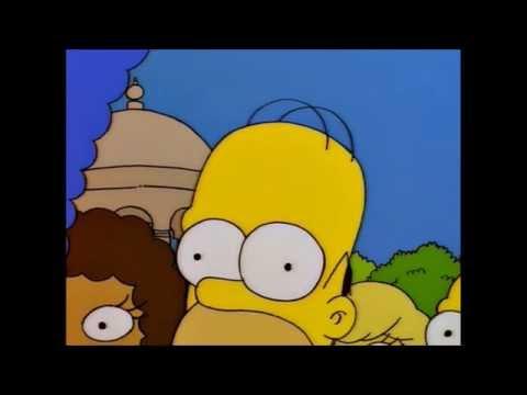 Da da da dada hey da da dada - Homer Simpson