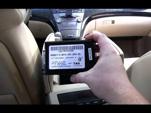 2007 Acura MDX Хрипит Subwoofer - 1 | Doovi