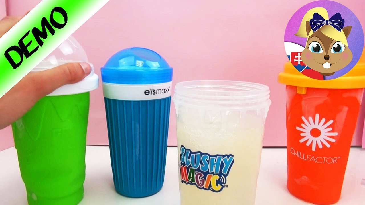 Slush Maker Test