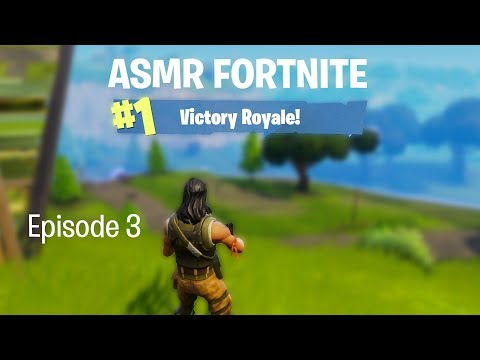 ASMR Gaming: Fortnite Ep. 3 (Gum Chewing)