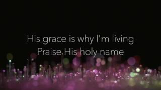 My God is awesome - Charles Jenkins - Piano version (Karaoke with lyrics)