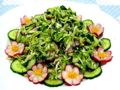 Видео Рецепты салатов просто и вкусно в сладким перцем
