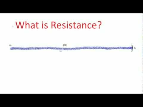 What is Electrical Resistance?